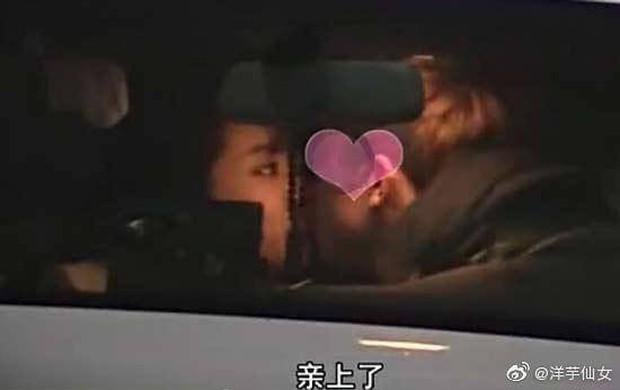 Hết dính phốt yêu sách chảnh chọe, Dương Tử lại bị cư dân mạng bới lại chuyện hẹn hò với nam diễn viên Trần Tình Lệnh - Ảnh 4.