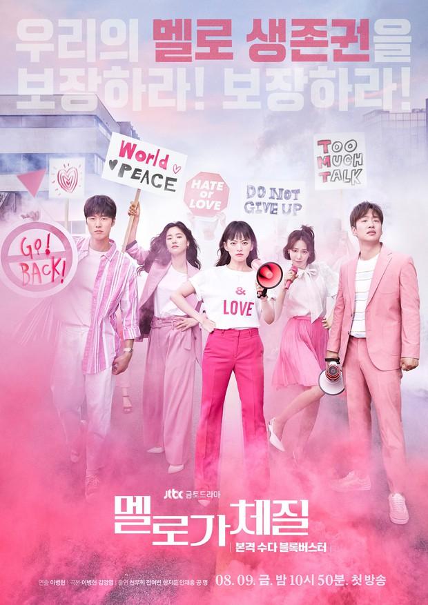 BXH diễn viên đang hot: Có bom tấn 700 tỉ, Song Joong Ki vẫn thua đậm trước đàn em mới vào nghề Ong Seung Woo? - Ảnh 9.