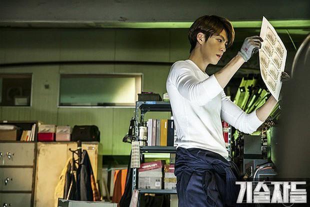 5 ác ma quyến rũ màn ảnh Hàn: Hyun Bin không góc chết nhưng trùm đẹp trai vẫn là Lee Min Ho! - Ảnh 8.