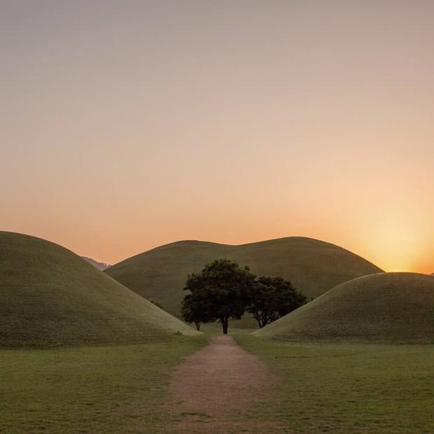 Dọc khắp Hàn Quốc những địa điểm du lịch xanh đang đốn tim giới trẻ - Ảnh 6.