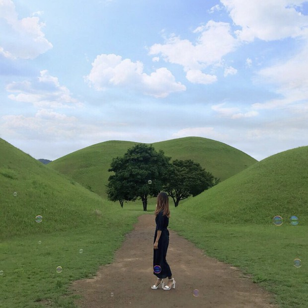 Dọc khắp Hàn Quốc những địa điểm du lịch xanh đang đốn tim giới trẻ - Ảnh 7.