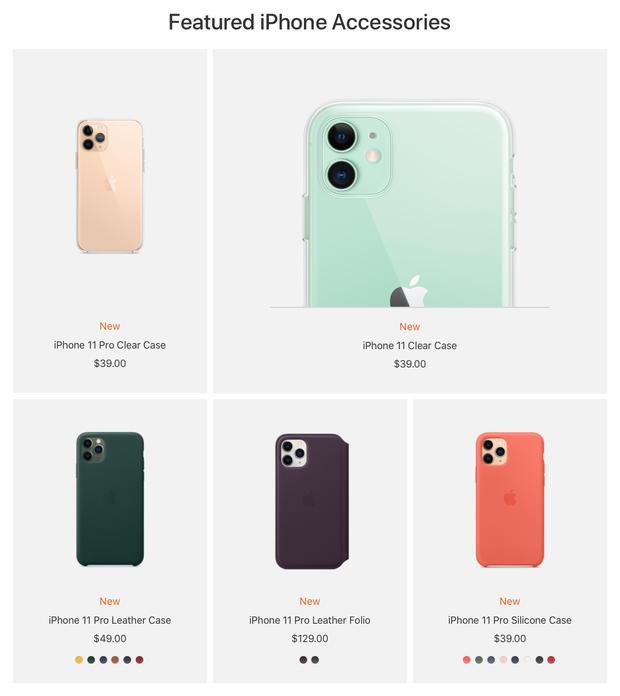 iPhone 11 vừa ra mắt đã lập tức hút máu người dùng với loạt case đẹp và giá trên trời! - Ảnh 3.