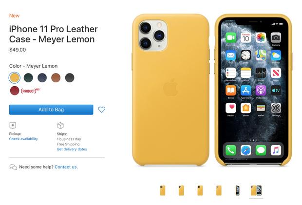 iPhone 11 vừa ra mắt đã lập tức hút máu người dùng với loạt case đẹp và giá trên trời! - Ảnh 6.