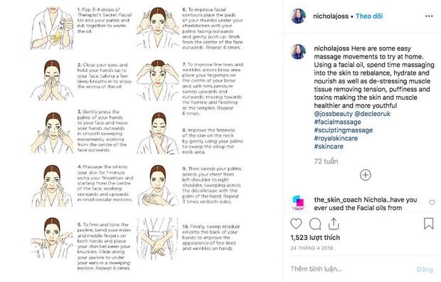 Chuyên gia của Meghan Markle chia sẻ 10 bước massage giúp Công nương có được làn da luôn căng bóng, trẻ trung - Ảnh 4.