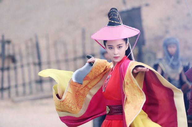 """5 mỹ nhân """"đệ nhất thiên hạ"""" trên màn ảnh Hoa ngữ: Thượng thần Dương Mịch bít cửa trước cô cô Lý Nhược Đồng - Ảnh 8."""