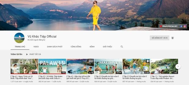 """Người ta làm YouTube kiếm tiền, còn Khoa Pug và Vũ Khắc Tiệp lại """"đốt"""" tiền lập kênh riêng để trở thành travel blogger! - Ảnh 6."""