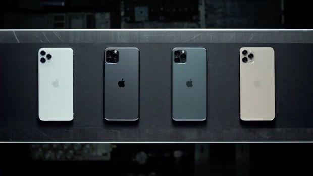 Học cách phản đam sắc lẹm như iPhone 11: Thẳng tay cà khịa 3 kình địch chỉ bằng vài bức ảnh - Ảnh 1.