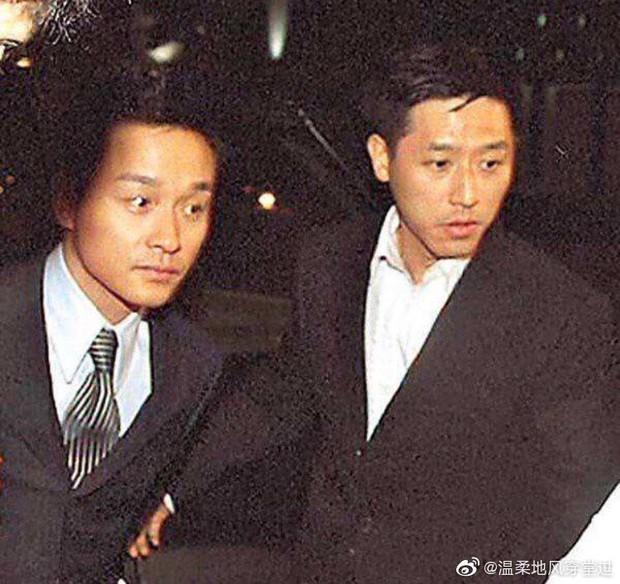 16 năm rồi, Đường Hạc Đức vẫn đúng 0h gửi lời chúc mừng sinh nhật tới Trương Quốc Vinh: Mong người mỗi đêm luôn ở đây - Ảnh 3.
