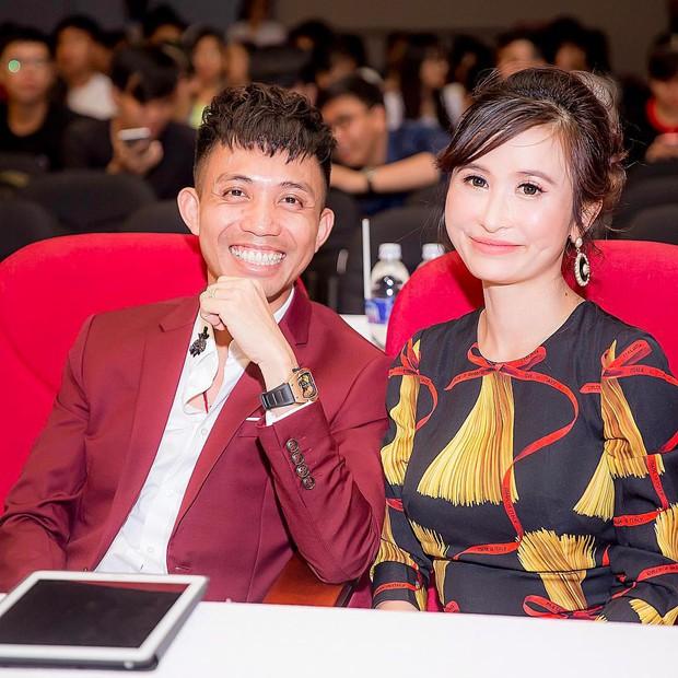 Soi điểm lạ trên gương mặt Mina Phạm khiến dân tình đồn đoán vợ 2 đại gia Minh Nhựa đã trải qua không ít cuộc dao kéo - Ảnh 5.
