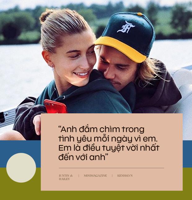 """Mối tình của Justin Bieber - Hailey Baldwin: Quý cô thay đổi chàng Don Juan ngoạn mục và lời hẹn """"Chúng ta sẽ hạnh phúc hơn ở tuổi 70"""" - Ảnh 6."""