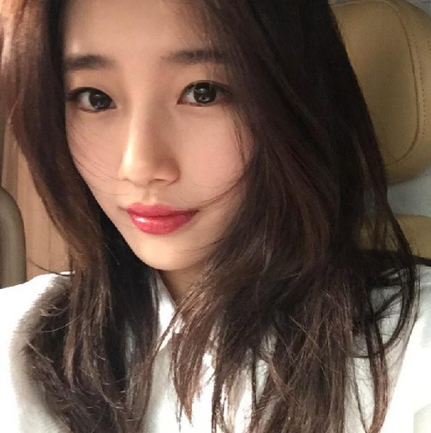 Lâu rồi Suzy mới gây sốt với nhan sắc cận cảnh đỉnh cao thế này, nhưng lại gây tranh cãi khi đặt cạnh Han Ga In - Ảnh 1.