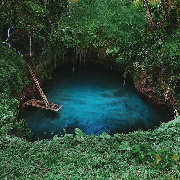 Hồ bơi tự nhiên đẹp nhất thế giới nằm ở quốc gia ít người biết nhưng ai đã đến một lần thì đảm bảo mê cả đời! - Ảnh 7.