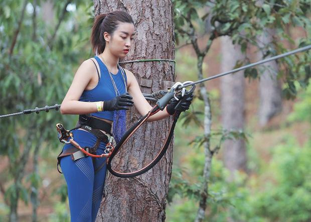 Đỗ Mỹ Linh sau Cuộc đua kỳ thú: Tôi từng tranh cãi với Lê Xuân Tiền vì có cảm giác đồng đội không tin tưởng mình - Ảnh 2.