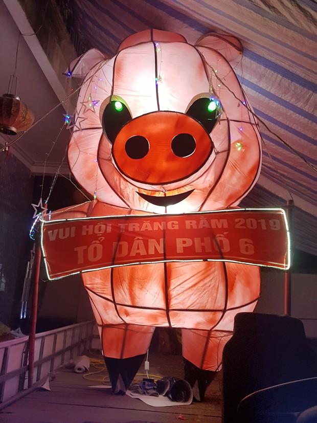 Những chiếc đèn lồng siêu to khổng lồ với muôn vàn biểu cảm hài hước trong dịp Trung thu khiến nhiều người bật cười ngặt nghẽo - Ảnh 7.