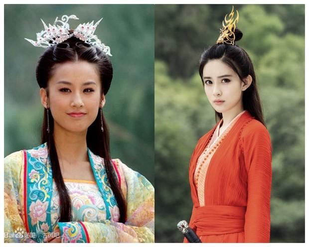 """Đóng Tiểu Long Nữ chưa xong, Mao Hiểu Tuệ lại """"cosplay"""" vai khác Lưu Diệc Phi khiến người xem không ngỏi ngỡ ngàng! - Ảnh 10."""
