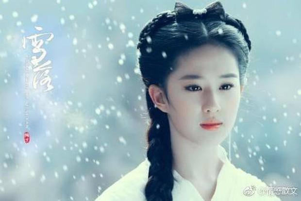 """Đóng Tiểu Long Nữ chưa xong, Mao Hiểu Tuệ lại """"cosplay"""" vai khác Lưu Diệc Phi khiến người xem không ngỏi ngỡ ngàng! - Ảnh 15."""