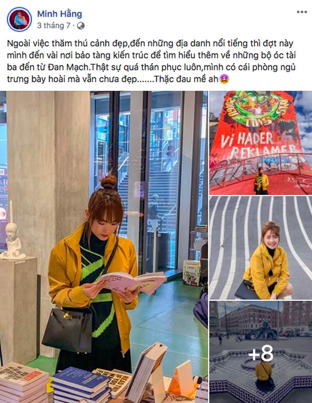 """Những mỹ nhân review du lịch có tâm nhất Vbiz: Minh Hằng - Bảo Thy chuẩn """"gừng càng già càng cay"""", nhưng hừng hực nhất vẫn là bà bầu Lan Khuê - Ảnh 4."""