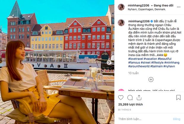 """Những mỹ nhân review du lịch có tâm nhất Vbiz: Minh Hằng - Bảo Thy chuẩn """"gừng càng già càng cay"""", nhưng hừng hực nhất vẫn là bà bầu Lan Khuê - Ảnh 3."""