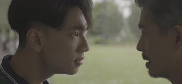 Khác hẳn hit Thanh Xuân, Da LAB bắt tay Tóc Tiên ra MV mới đẩy drama kể chuyện tình tay ba giữa... 2 bố con? - Ảnh 11.