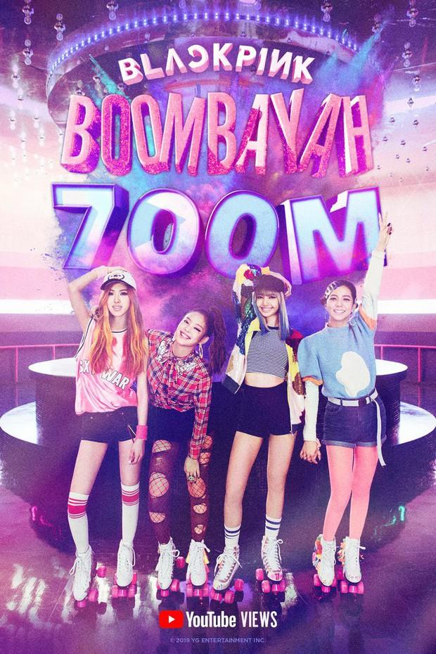 Tiếp tục củng cố ngôi hậu trên Youtube tại Hàn, BLACKPINK còn trở thành nghệ sĩ đạt cột mốc mới nhanh nhất thế giới! - Ảnh 4.