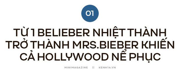 """Mối tình của Justin Bieber - Hailey Baldwin: Quý cô thay đổi chàng Don Juan ngoạn mục và lời hẹn """"Chúng ta sẽ hạnh phúc hơn ở tuổi 70"""" - Ảnh 1."""