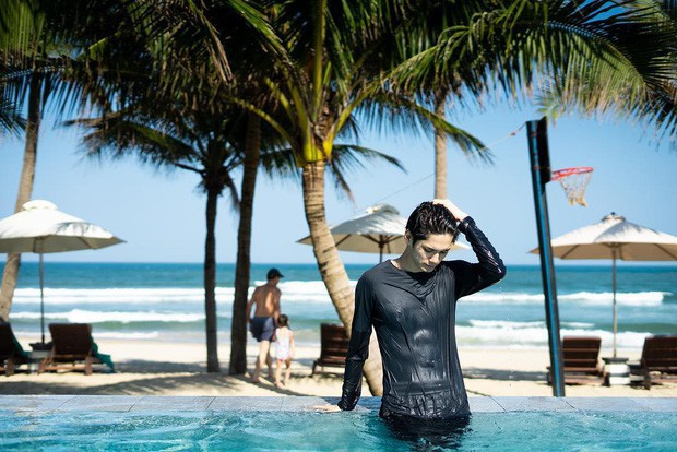 Từng gây sốt MXH vì chụp hình Đà Nẵng đẹp như tạp chí, ai dè cựu mỹ nam Wanna One đến lúc chụp cho bạn thì lại đổ bể thế này - Ảnh 10.
