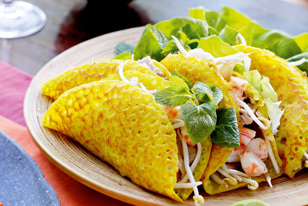 """Không để ý nhưng chúng ta có tới 3 phiên bản """"tacos Việt Nam"""" chẳng thua kém gì Mexico đây này - Ảnh 4."""