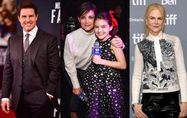 Katie Holmes cầu cứu Nicole Kidman vì sợ Tom Cruise sẽ đưa bé Suri gia nhập giáo phái Scientology? - Ảnh 1.
