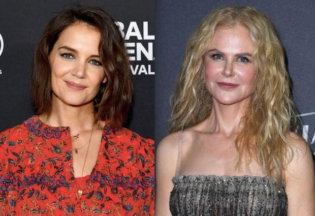 Katie Holmes cầu cứu Nicole Kidman vì sợ Tom Cruise sẽ đưa bé Suri gia nhập giáo phái Scientology? - Ảnh 2.