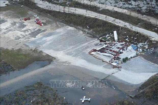 Bahamas: 2.500 người mất tích trong bão Dorian - Ảnh 1.