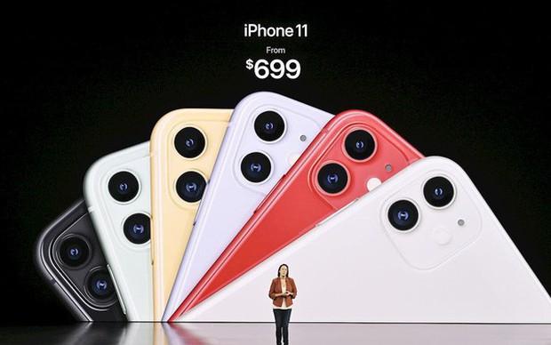 iPhone 11 rẻ bất ngờ cũng không mảy may làm người dùng châu Á xúc động - Ảnh 1.