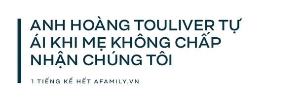 Hoàng Touliver tự ái, xa Tóc Tiên 1 thời gian vì mẹ không chấp nhận, cấm cản 2 người đến với nhau - Ảnh 11.