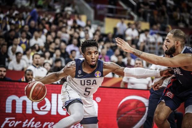 Phế truất nhà vô địch, Pháp hiên ngang tiến vào bán kết FIBA World Cup 2019 - Ảnh 3.