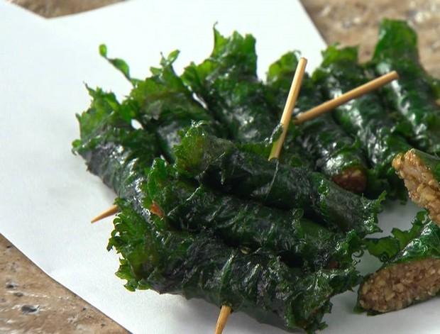Lá hồi sinh: loại rau bán đầy chợ Việt Nam, chỉ 1k - 2k/mớ mà ở Nhật lại được xem trọng vô cùng, còn phải mua từng lá một - Ảnh 7.