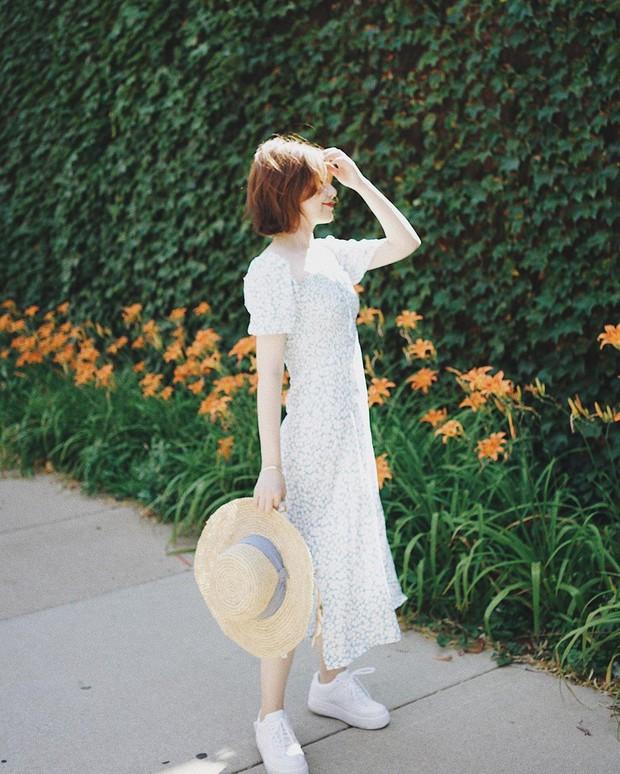 Selena Gomez có một công thức diện váy thu cực xinh tươi, bay bổng mà nàng nào diện cũng sẽ lên đời phong cách - Ảnh 9.