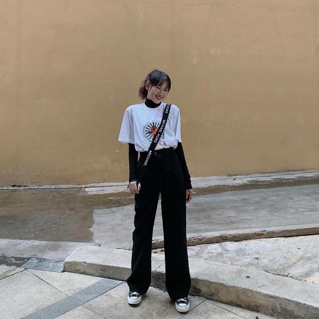 Đây là chiếc quần hack dáng vi diệu, diện lên là chân dài đến nách được các cô nàng săn lùng nhiều nhất lúc này - Ảnh 5.