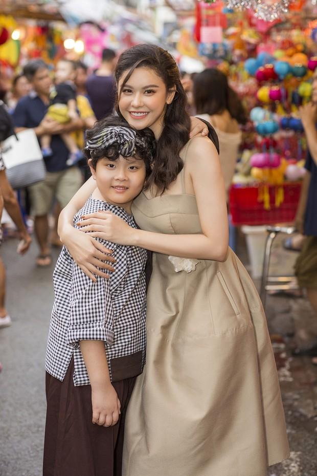 Trương Quỳnh Anh hạnh phúc đón Trung thu cùng con trai Sushi sau mọi ồn ào hậu ly hôn, tiết lộ tính cách đặc biệt của bé - Ảnh 2.