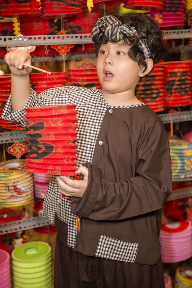 Trương Quỳnh Anh hạnh phúc đón Trung thu cùng con trai Sushi sau mọi ồn ào hậu ly hôn, tiết lộ tính cách đặc biệt của bé - Ảnh 5.
