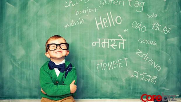 Đây là cách một ông bố Mỹ dạy con học ngoại ngữ khiến bà mẹ Việt giật mình và khâm phục - Ảnh 1.