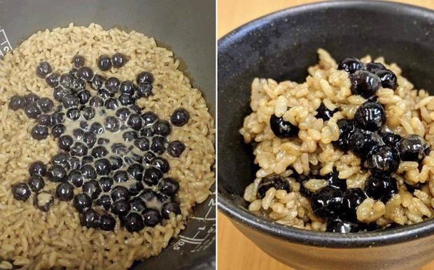 Hết cơm nấu trân châu đường đen, thánh Sato Nhật Bản lại thay trân trâu trong trà sữa bằng… trứng cá hồi - Ảnh 1.