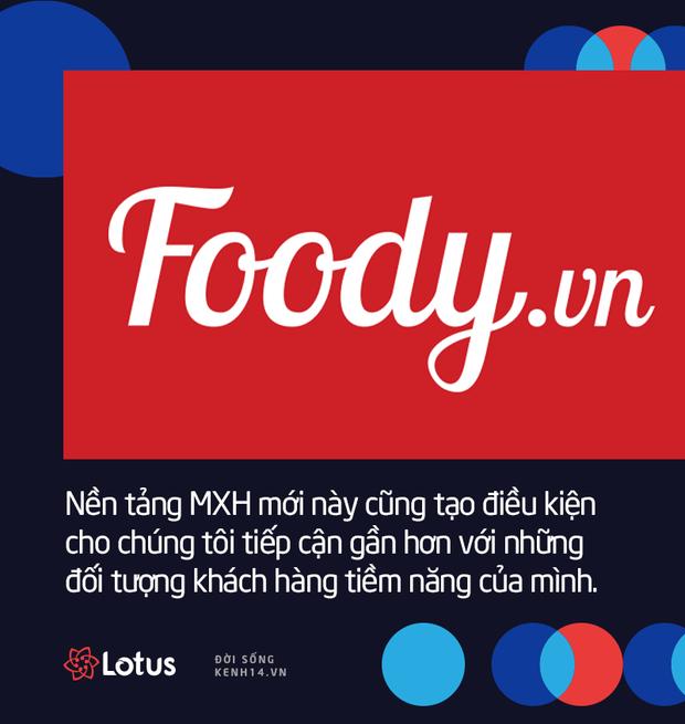 Các nhà sáng tạo nội dung đình đám như Foody, Welax, Kênh 28 Entertainment mong đợi gì ở MXH Lotus? - Ảnh 4.