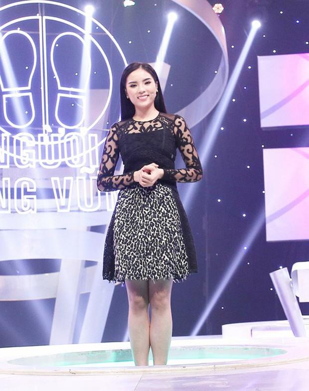 Dàn Hoa hậu khoe kiến thức trên gameshow: Người thì được khen, người lại gây tranh cãi - Ảnh 2.