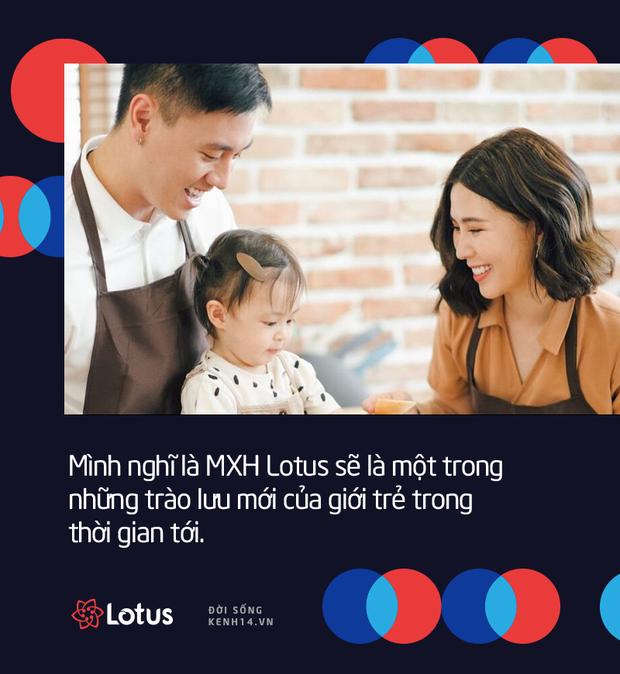 Các nhà sáng tạo nội dung đình đám như Foody, Welax, Kênh 28 Entertainment mong đợi gì ở MXH Lotus? - Ảnh 3.