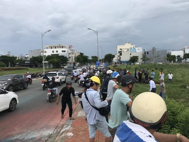 Phát hiện xác nam thanh niên chết dưới gầm cầu ở Đà Nẵng nghi sốc ma túy - Ảnh 3.