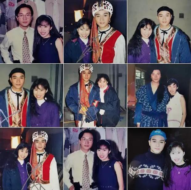 Tìm ra fan cuồng số 1 Hong Kong: Chụp ảnh với nửa showbiz, khiến hàng nghìn người ghen tị vì được Trương Quốc Vinh thân mật - Ảnh 1.