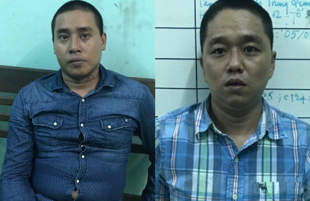 Hai thanh niên trộm tượng quý trị giá hơn 200 triệu đồng chỉ trong 55 giây ở Đà Nẵng đã ra đầu thú - Ảnh 1.