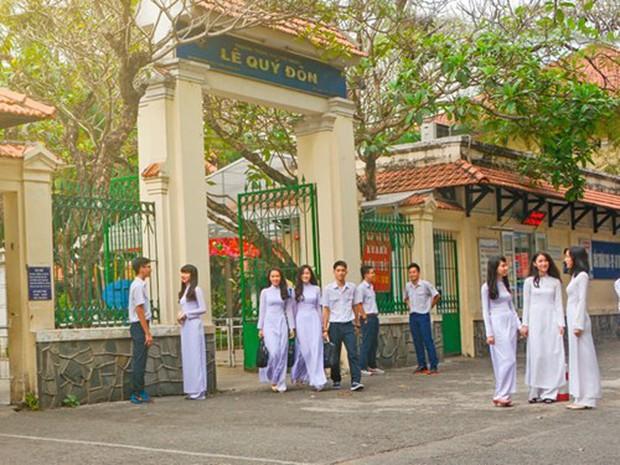Phụ huynh phàn nàn vì đầu năm thu 6 triệu, trường THPT Lê Quý Đôn phân trần - Ảnh 1.