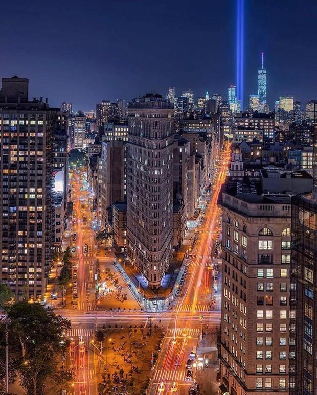 """Tòa nhà mỏng nhất thế giới trở thành background sống ảo """"ngàn vàng"""" ở New York, hình check-in lúc nào cũng ngập tràn Instagram! - Ảnh 10."""
