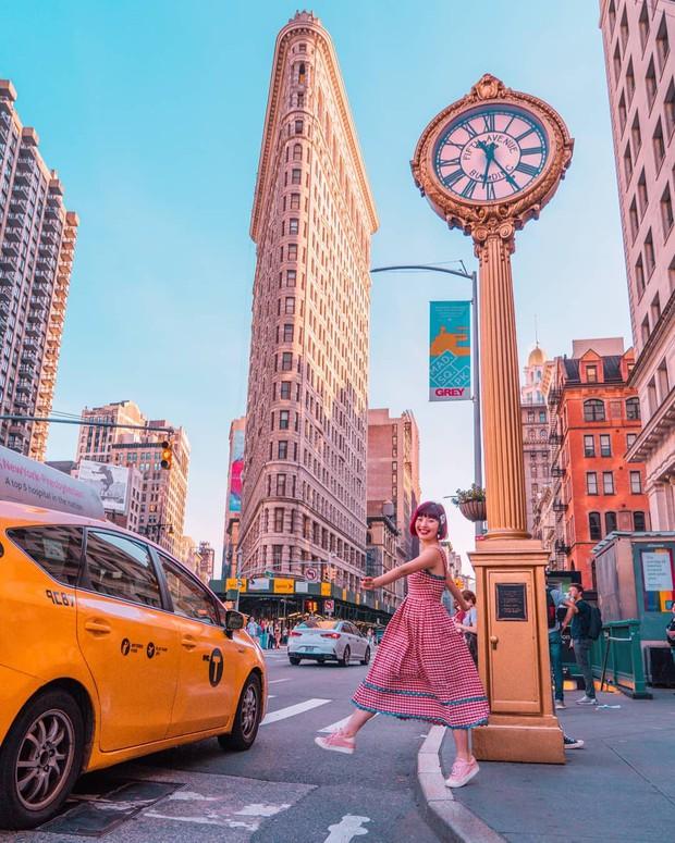 """Tòa nhà mỏng nhất thế giới trở thành background sống ảo """"ngàn vàng"""" ở New York, hình check-in lúc nào cũng ngập tràn Instagram! - Ảnh 2."""