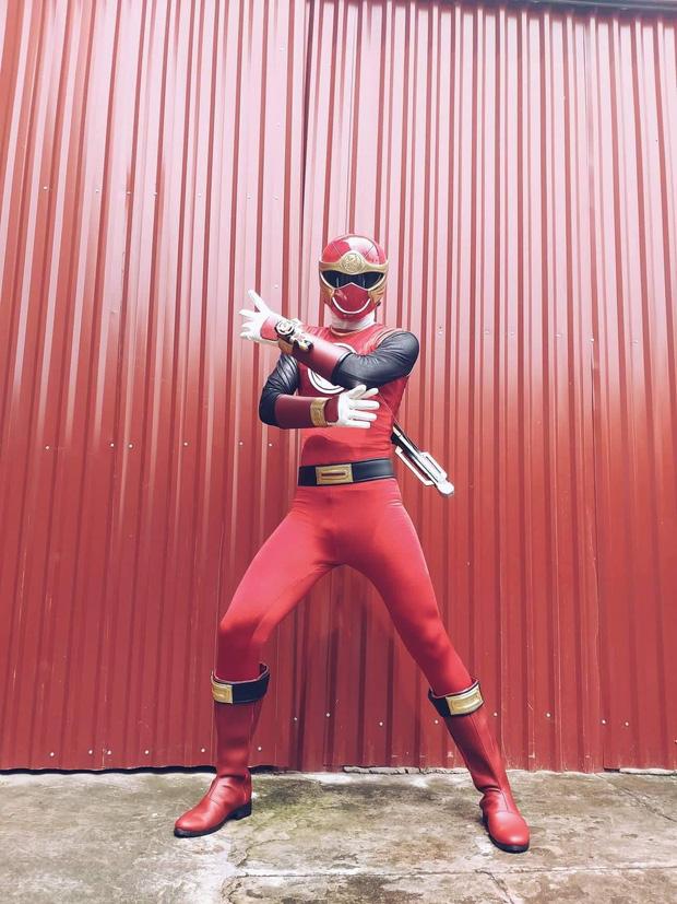 Xuất hiện màn cosplay biệt đội Avengers cực chất ở buổi chào tân sinh viên của Học viện Chính sách và Phát triển - Ảnh 10.